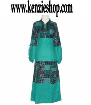 Gamis Muslim Foto Gambar Baju Muslim