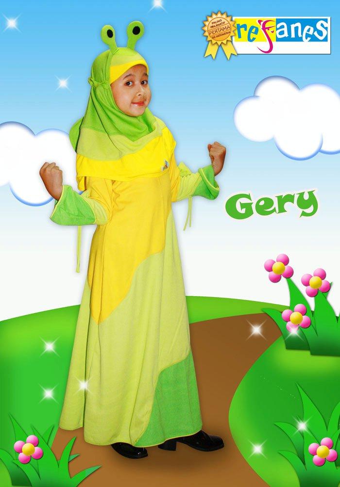 Baju Muslim Balita Lucu Dan Cantik Gamis Syar I Anak Baju