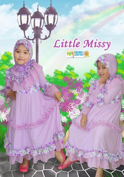 Download Gaun Dan Jilbab Anak Model Little M